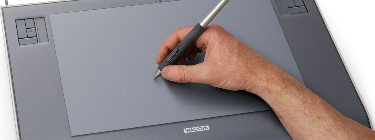 Huion H610 or Wacom Intuos3