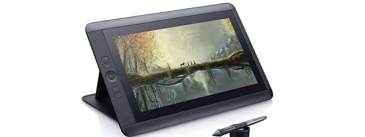 Compare Huion 1060 Plus vs Wacom Intuos5 side by side in 2019