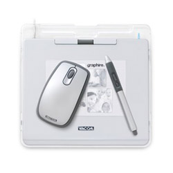 Compare Wacom Graphire4