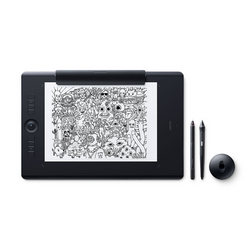 Compare Wacom Intuos Pro Medium Paper Edition